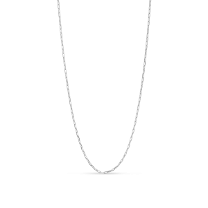 Stretched Anchor Chain, sterling silver