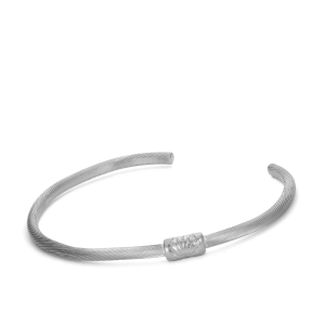 Salon Bracelet, sterling silver