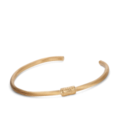 Salon Bracelet, gold-plated sterling silver